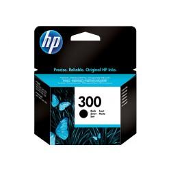 HP 300 Cartucho de tinta - Paquete de 1 Negro