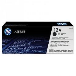 HP 12A Cartucho de tóner Negro