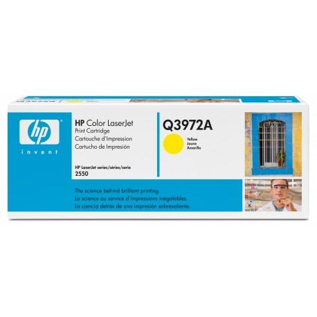HP 123A Cartucho de tóner Amarillo