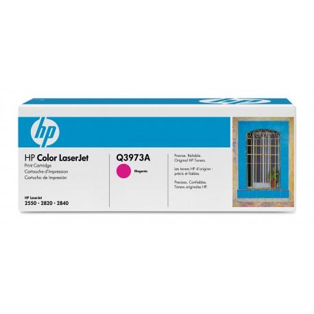 HP 123A Cartucho de tóner  Magenta