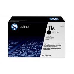 HP 11A Cartucho de tónerNegro