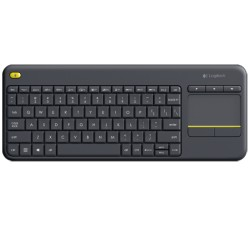 LOGITECH WIRELESS KEYBOARD K400 TOUCH PAD