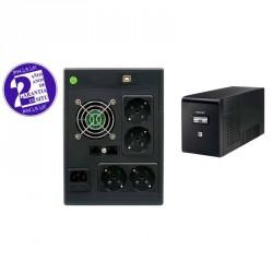 SAI PHASAK PH9415 1500VA LCD USB+RJ