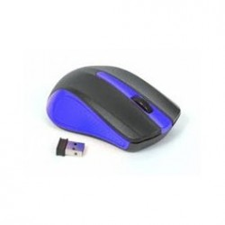 OMEGA RATON OM0419BL 2.4GHZ 1000DPI WIRELESS USB AZUL