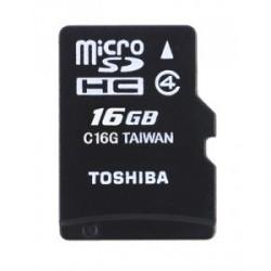 MICRO SD 16GB TOSHIBA SD-C32GJ