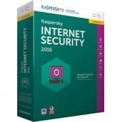 KASPERSKY 2016 INTERNET SEKURITY 1 PCS