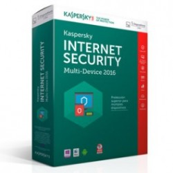 KASPERSKY 2016 INTERNET SEKURITY 5 PCS