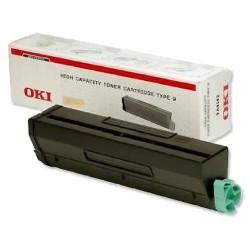 Oki 01101202 OKI B4300 B4350 Toner negro